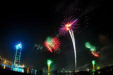 Free Firework Stock Photography - 16150482