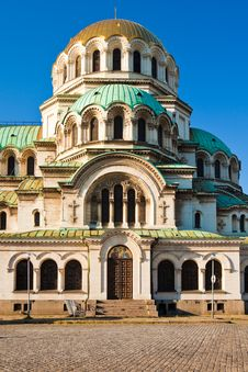 Free Side View Of Alexander Nevsky Stock Image - 16150561
