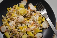 Free Rice Salad Stock Photos - 16150713