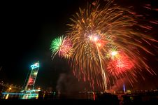 Free Firework Royalty Free Stock Photography - 16151407
