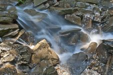 Free Mountain Stream Stock Photography - 16152222