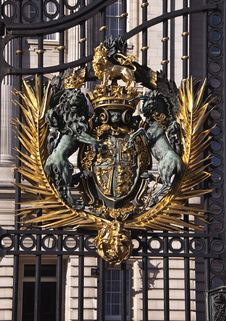 Free Buckingham Palace. Facade Royalty Free Stock Image - 16152786