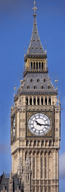 Free Big Ben Royalty Free Stock Image - 16152996