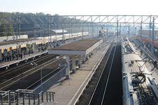 Free Railway Royalty Free Stock Image - 16153236