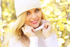 Free Portrait Of A Beautiful Girl Royalty Free Stock Image - 16153556