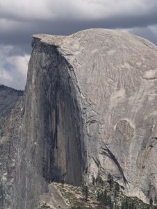 Free Half Dome Stock Images - 16153784