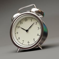 Free Alarm Clock Royalty Free Stock Image - 16153836