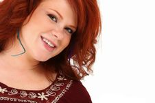 Free Red Head Royalty Free Stock Photos - 16154138