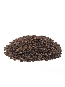 Free Pile Of Coffee Seeds Stock Photography - 16154142