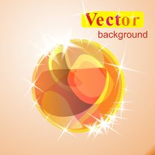 Free Abstract Vector Colorful Background Royalty Free Stock Photography - 16154847