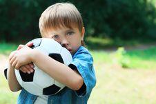 Free Football Royalty Free Stock Photography - 16155447
