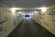 Free Underpass Royalty Free Stock Photography - 16155987