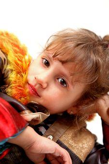 Free Girl Royalty Free Stock Photos - 16156018