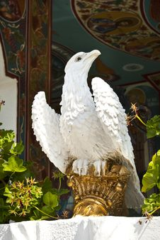 Free Eagle Statue Royalty Free Stock Photography - 16156867