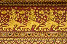 Free Native Thai Style Stock Photo - 16157740