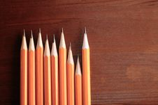 Free Pencils Stock Images - 16158254