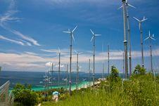 Free Windmill Stock Photography - 16158522