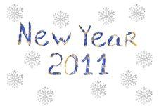 Free New Year 2011 Stock Photos - 16158623