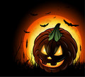 Free Halloween Pumpkin Background Stock Images - 16167784