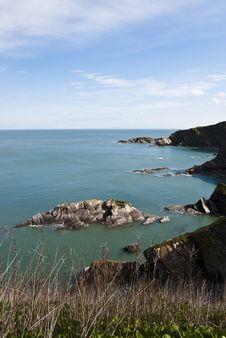 Free Devon Coastline Stock Images - 16160364