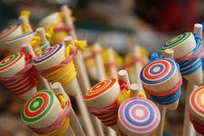 Free Wooden Yo-Yo Stock Images - 16160544