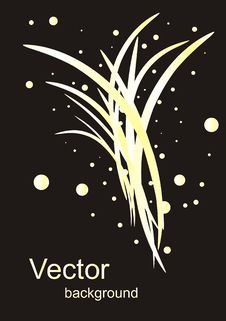 Free Abstract Vector Gold Background Royalty Free Stock Images - 16162889