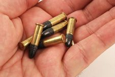 Free Bullets Royalty Free Stock Images - 16163059