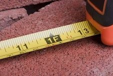 Free Tape Measure Stock Photos - 16163813