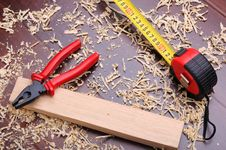 Free Shavings Of Wood Royalty Free Stock Photos - 16163818