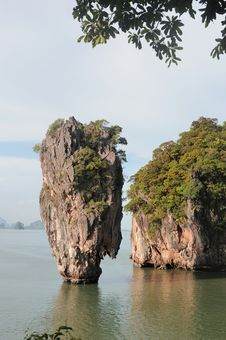 Free Phang Nga - James Bond Island Stock Photos - 16164573