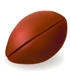 Free American Ball. Royalty Free Stock Photo - 16165115