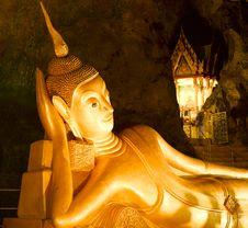 Free Suwan Kuha Temple (Wat Tam) In Phang-Nga Royalty Free Stock Photo - 16166215