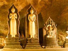 Free Suwan Kuha Temple (Wat Tam) In Phang-Nga Royalty Free Stock Images - 16166339