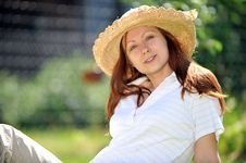Free Young Woman Royalty Free Stock Photo - 16166495