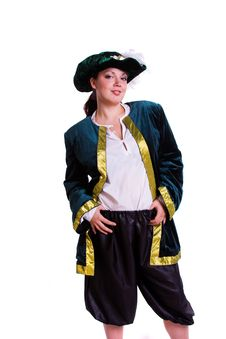 Free Woman In Pirate Costume. Stock Photo - 16166720