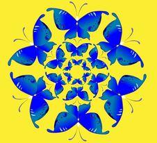 Free Pattern Butterfly Stock Image - 16167531