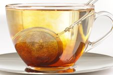 Free Healthy Red Bush Tea From South Africa Royalty Free Stock Images - 16167629