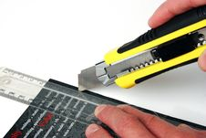 Cutting Tool Stock Images