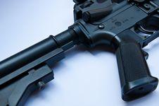 Free Gun M15A4 Stock Photo - 16167710