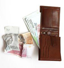 Free Changeover To The Euro In Estonia Stock Photo - 16168000