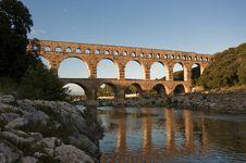 Free Pont Du Gard, France Stock Photo - 16168460