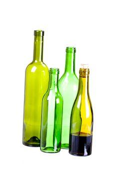 Free Wine Bottles Royalty Free Stock Images - 16168769