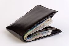 Free Bulging Wallet Royalty Free Stock Photos - 16169468