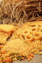 Free Wheat And Macaroni Royalty Free Stock Photo - 16170465