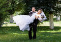 Free Bride And Groom Stock Image - 16171251