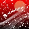 Free Christmas Card Royalty Free Stock Photo - 16174665