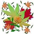 Free Autumn Scrapbook Stock Photo - 16174760