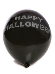 Free Happy Halloween Ballon Royalty Free Stock Photos - 16170638
