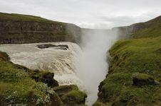 Free Gullfoss Waterfall, Iceland. Stock Photos - 16171023