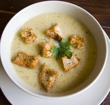 Free Vegetable Cream Soup Stock Photos - 16171203